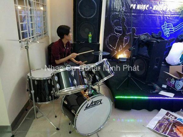 dàn trống jazz lazer drum giá rẻ