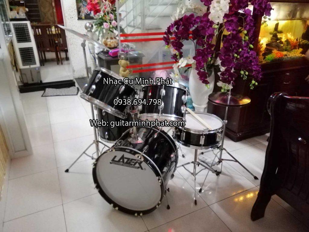 Nhạc Cụ Minh Phát chuyên mua bán các loại trống jazz, bộ trống jazz giá rẻ mang những thương hiệu lazer, yamaha