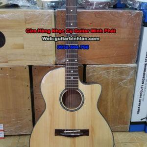 đàn guitar acoustic chuẩn đệm hát giá rẻ