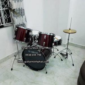 Bộ trống drum jazz yamaha giá rẻ - nhạc cụ minh phát