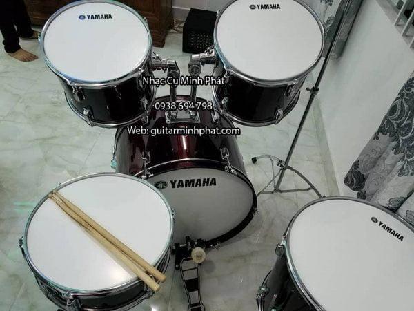 Bộ trống jazz yamaha giá rẻ cho người mới tập chơi