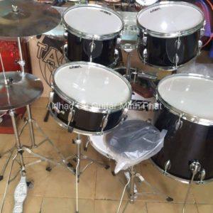 bộ trống drum jazz lazer