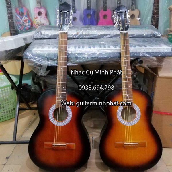Đàn guitar giá rẻ cho người mới tập chơi