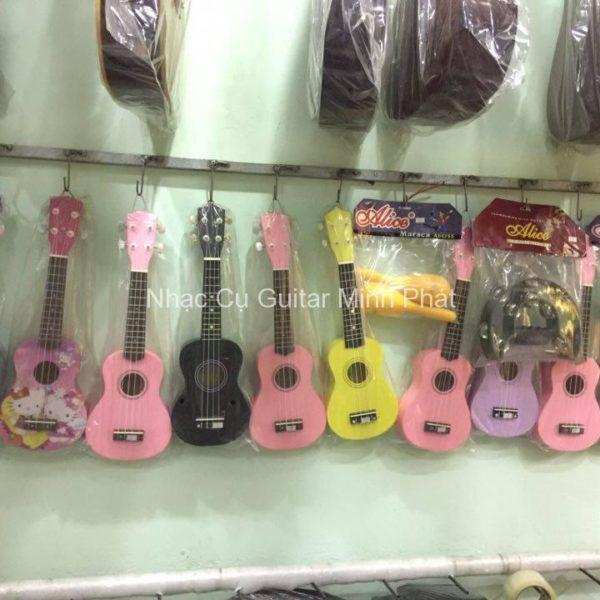 Shop đàn ukulele giá rẻ