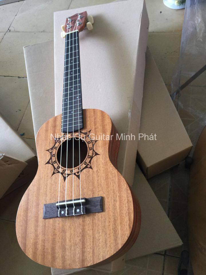 Shop đàn ukulele concert giá rẻ tại Tp.HCM