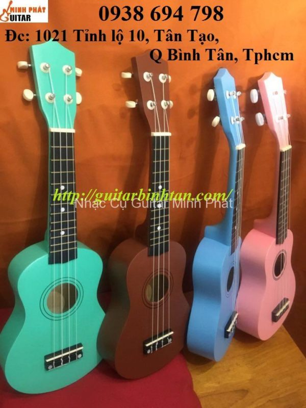 Địa chỉ bán đàn ukulele giá rẻ tphcm