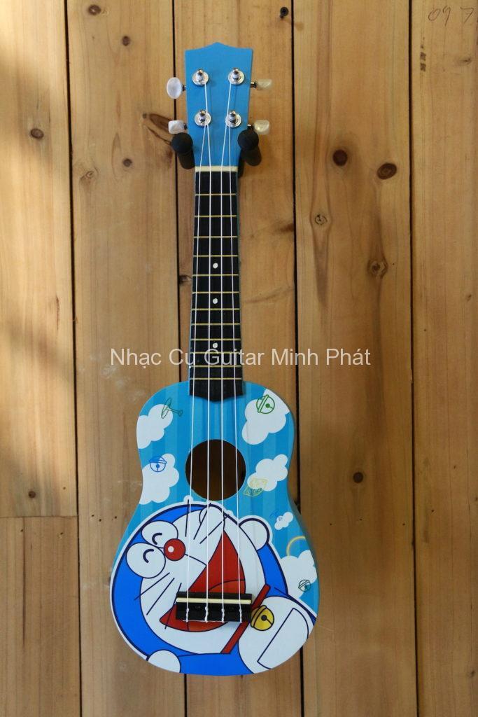 Đàn ukulele soprano Doremon