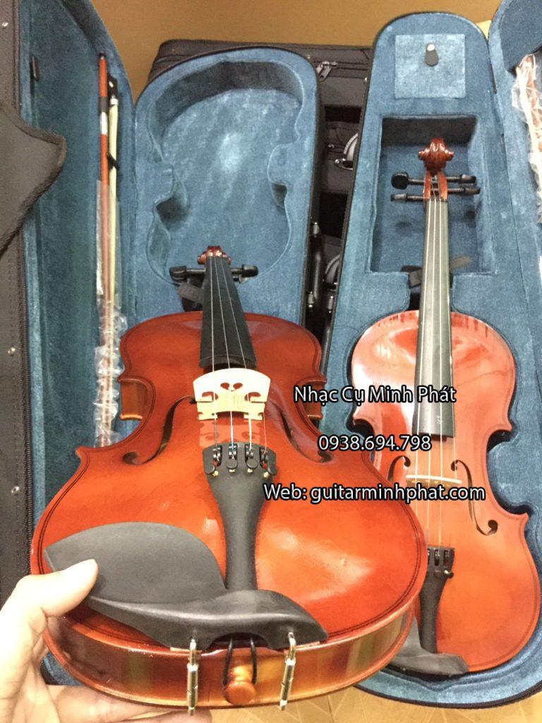 Chọn mua đàn violin giá rẻ tại tphcm - nhạc cụ minh phát - ship toàn quốc