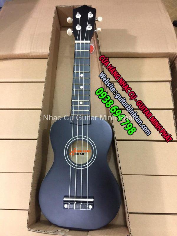 Đàn ukulele đen