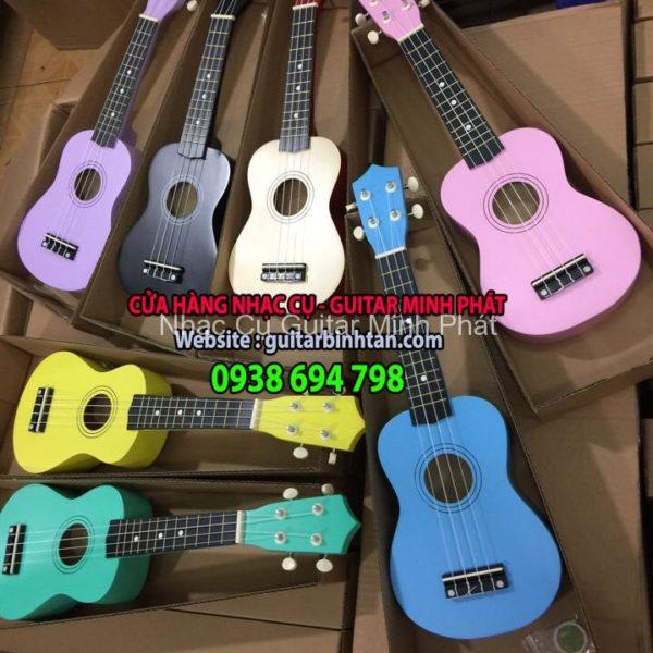 Shop ukulele giá rẻ hcm