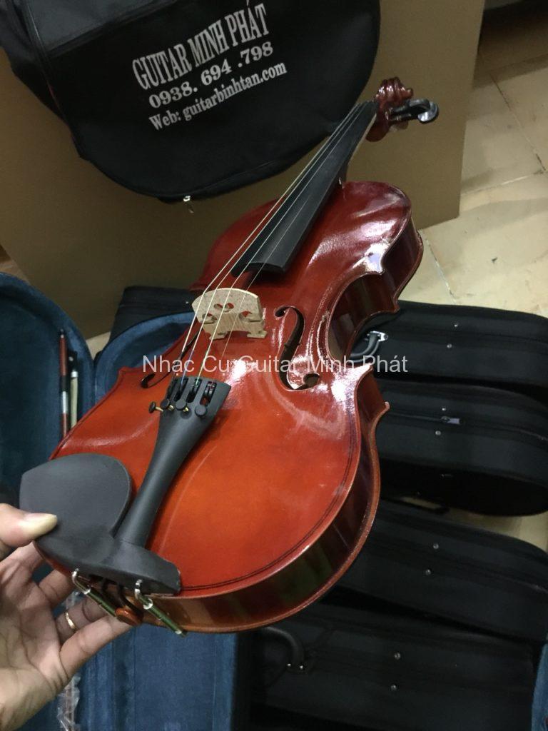 Mua đàn violin ở đâu tại tphcm - nhạc cụ minh phát