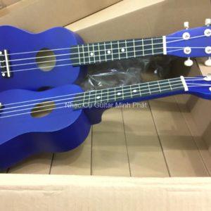 Đàn ukulele màu xanh giá rẻ