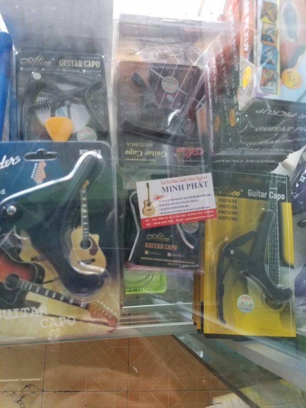 Capo guitar giá rẻ