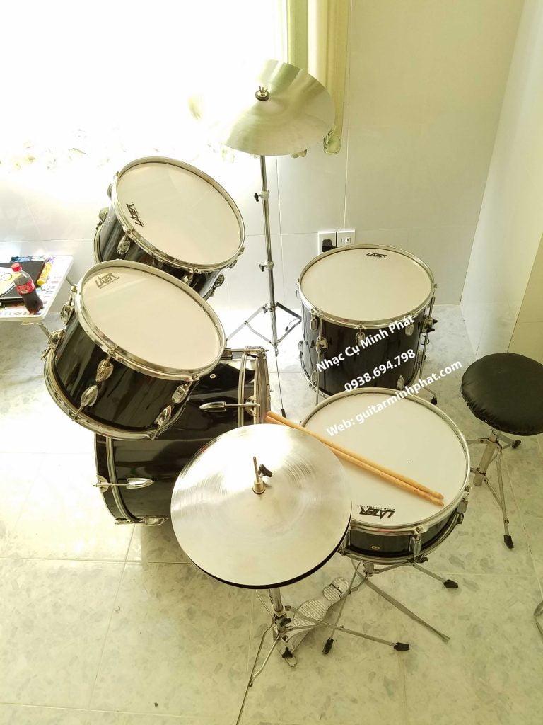 Bộ trống jazz giá rẻ được bán tại shop nhạc cụ minh phát