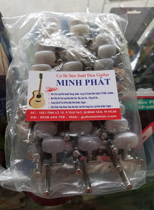 khóa đàn guitar acoustic giá rẻ