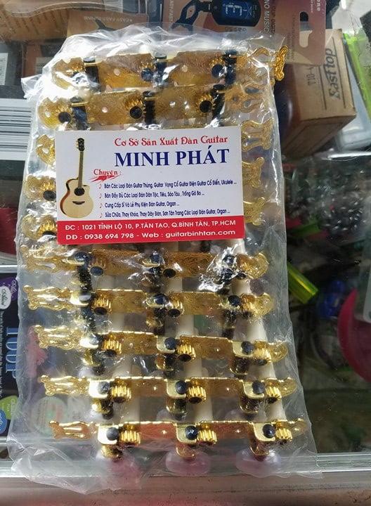 khóa đàn guitar classic giá rẻ