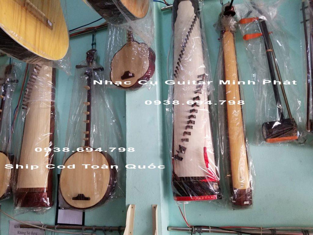 Nhạc cụ dân tộc giá rẻ tại tphcm