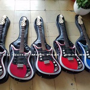 Bán đàn guitar điện phím lõm giá rẻ