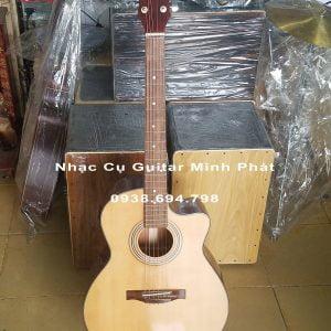 Đàn Guitar Acoustic Lắp EQ 7545