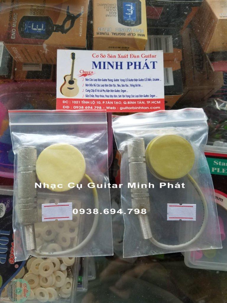 Pickup dùng cho đàn ukulele, trống cajon, đàn dân tộc giá rẻ