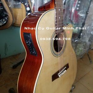 Đàn guitar lắp EQ 7545