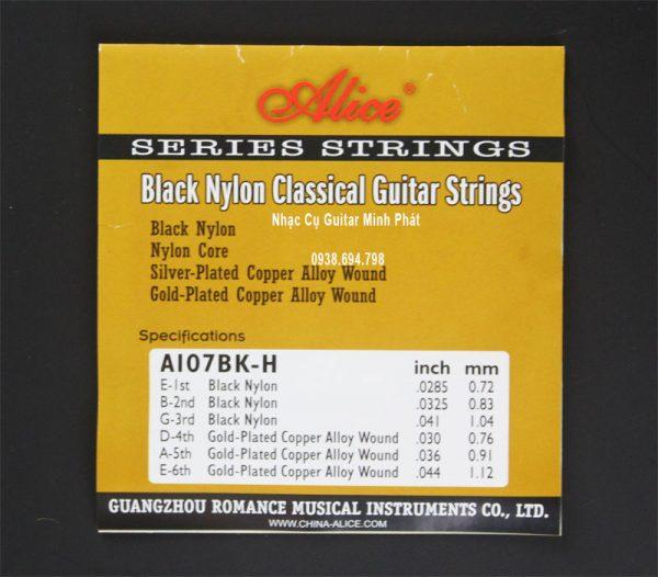 Dây-đàn-classic-guitar-Alice-A107-dây-nylon-đen-giá-rẻ
