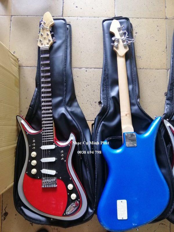 cửa hàng bán đàn guitar điện tesco phím lõm giá rẻ tại tphcm quận Bình Tân