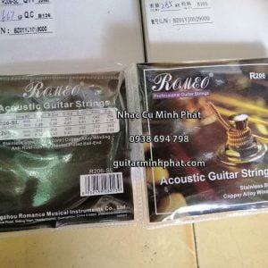 Dây Đàn Guitar Acoustic Alice A206