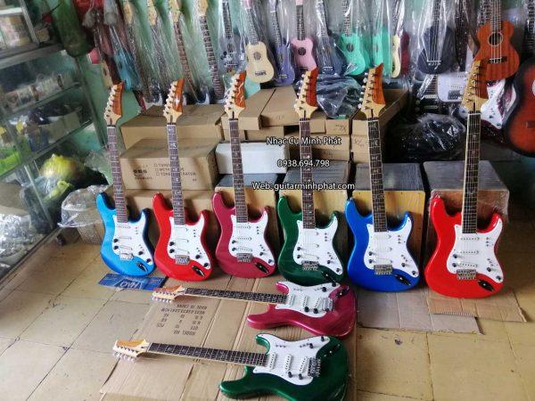 Shop guitar điện giá rẻ tphcm