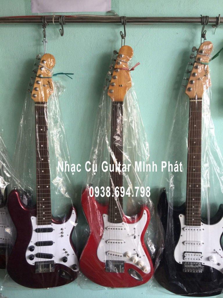 Mua bán đàn Guitar điện giá rẻ cho người mới tập tại Bình Tân, Tp.HCM - Đàn Electric Guitar giá rẻ ở Tp.HCM