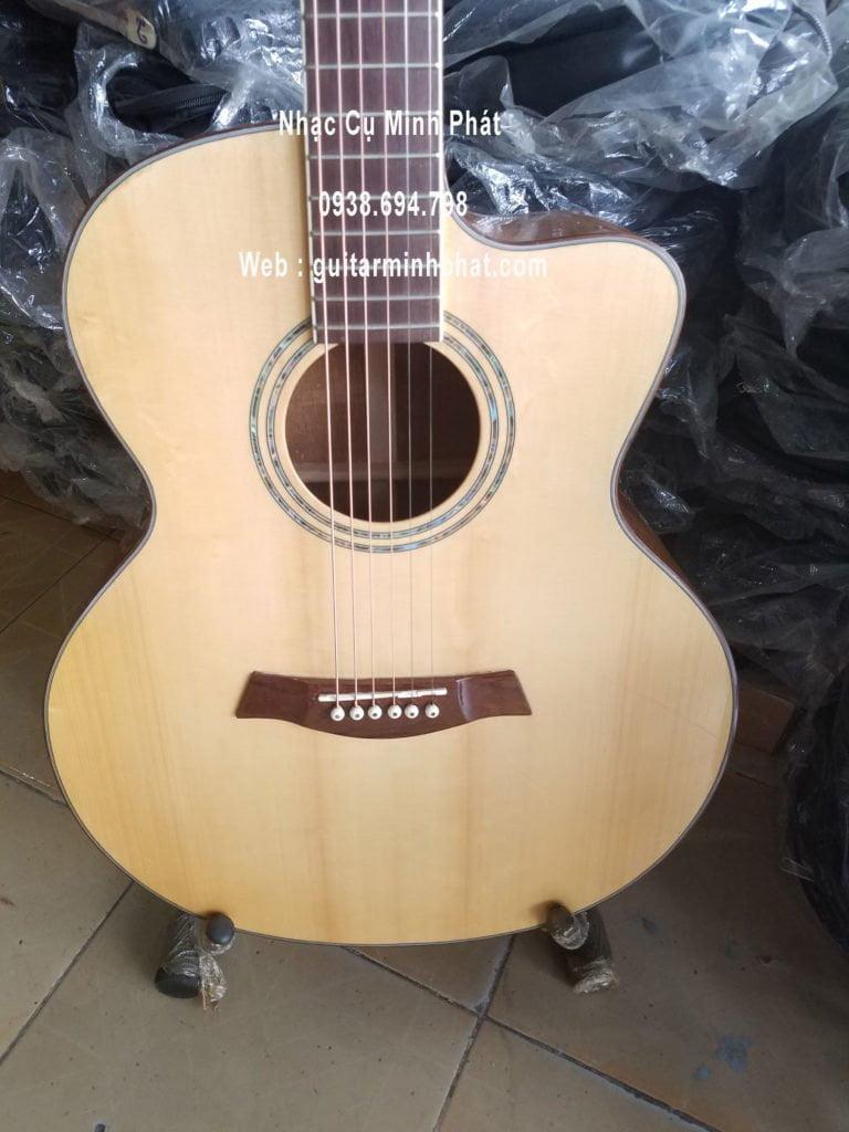 Đàn Guitar gỗ KOA cực đẹp