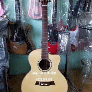 Đàn Guitar Acoustic Gỗ Cẩm Lai