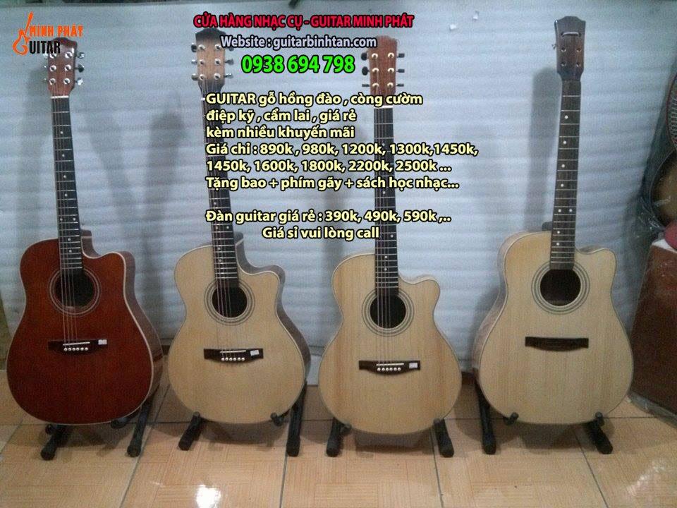 Shop bán đàn guitar giá rẻ - Guitar Acoustic - Guitar Classic - Guitar Mini - Phụ kiện guitar các loại