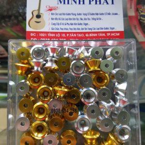 Hướng dẫn lắp chốt đeo dây và dây đeo đàn guitar đơn giản, dễ thực hiện. Đặt mua dây đeo và chốt đeo dây