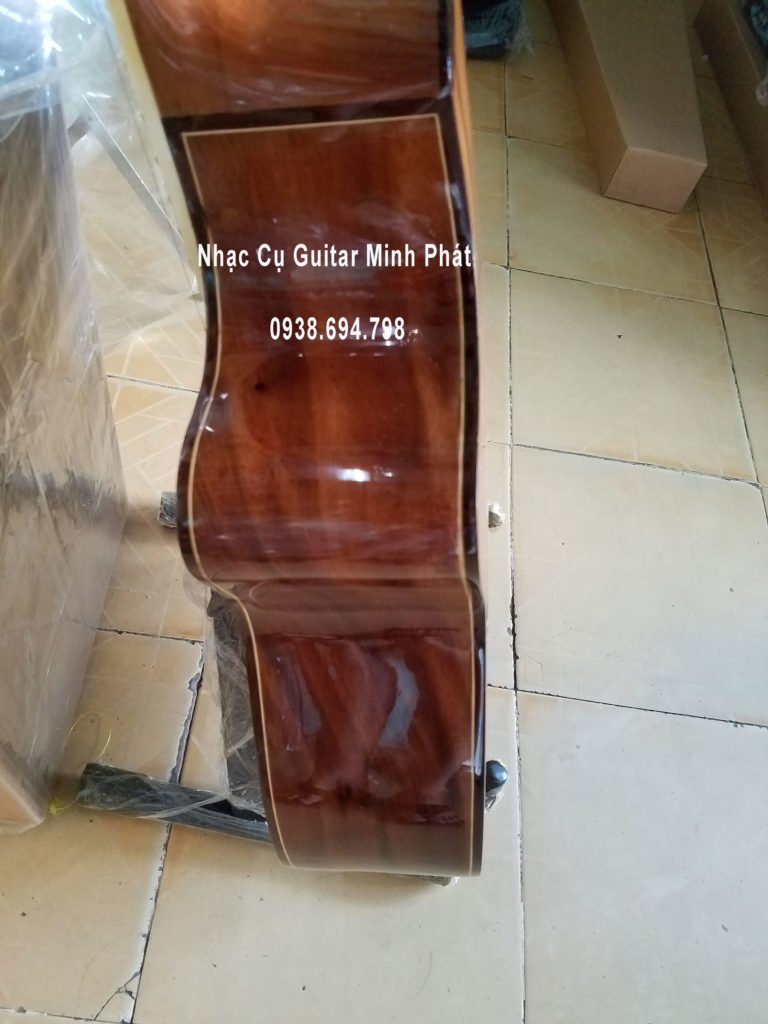 Đàn Guitar Acoustic Gỗ Điệp
