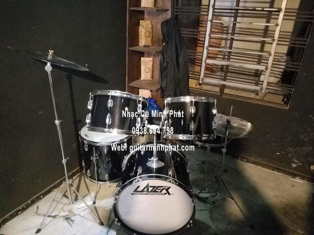 Bộ trống jazz drum giá rẻ được ráp tại quận 1