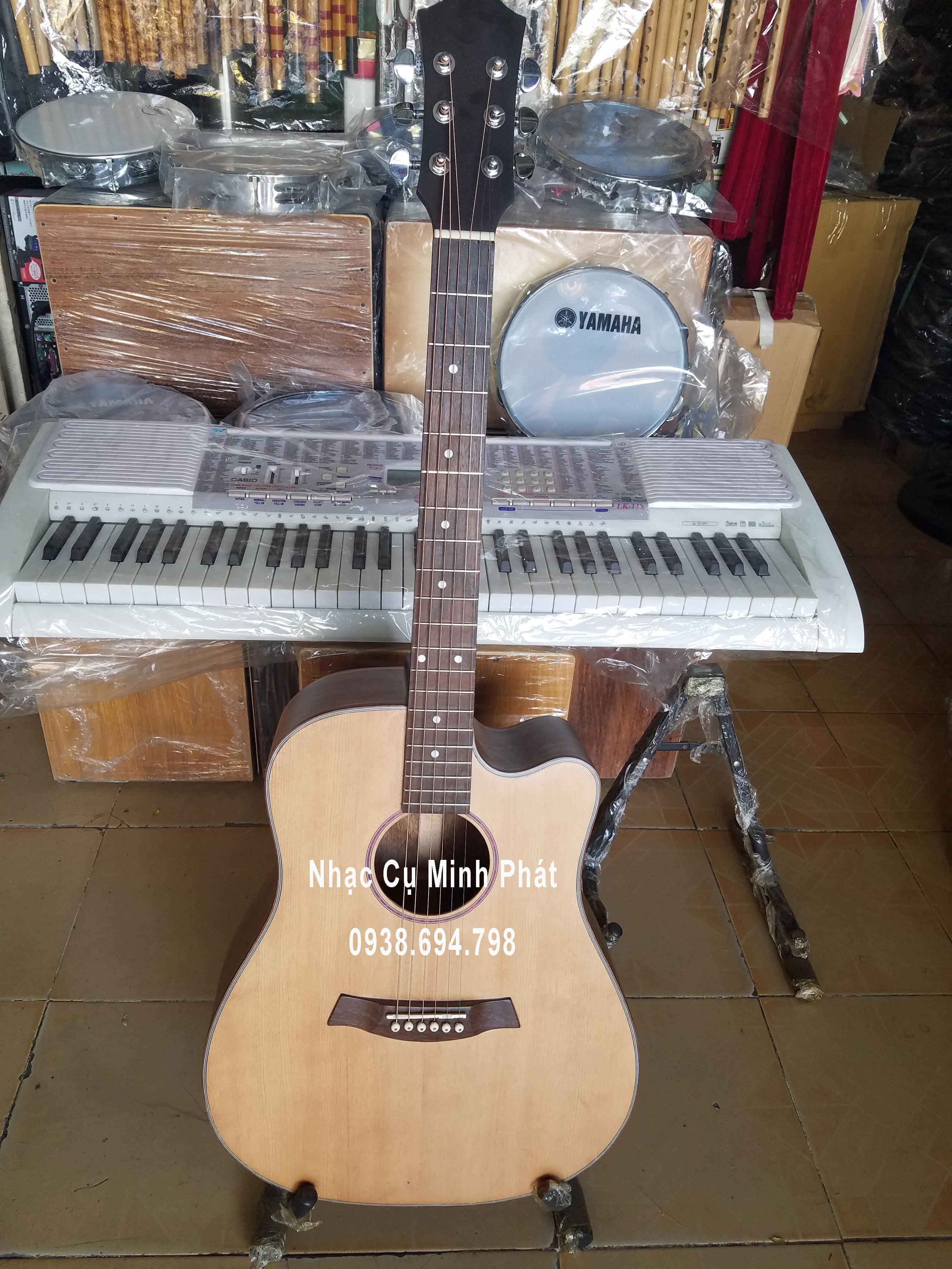 Bán đàn guitar giá rẻ quận bình tân bình chánh tân phú quận 6 chỉ 390k- guitarbinhtan.com - 2