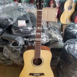 Đàn Guitar Acoustic Dáng D Gỗ KOA