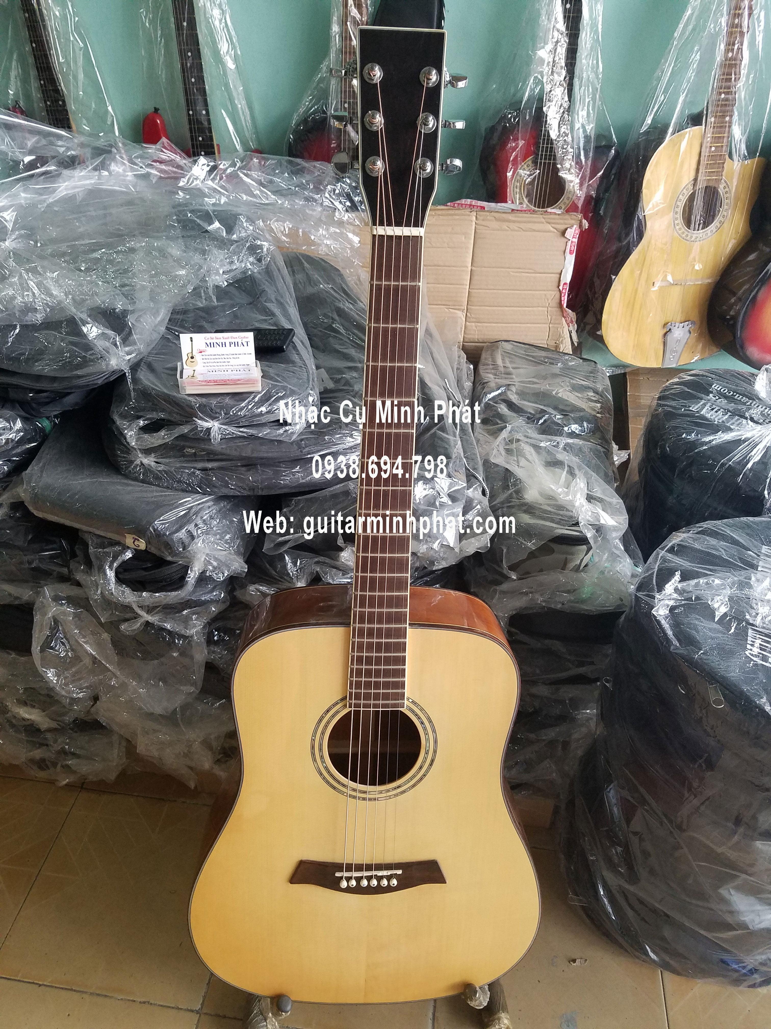 Bán đàn guitar giá rẻ quận bình tân bình chánh tân phú quận 6 chỉ 390k- guitarbinhtan.com - 1