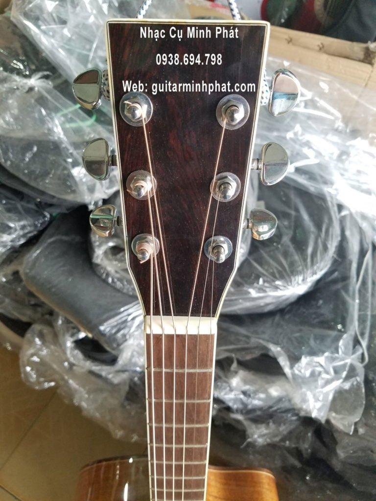 Bán đàn guitar acoustic gỗ KOA