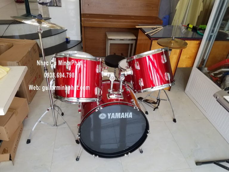 Bán-trống-jazz-yamaha-giá-rẻ