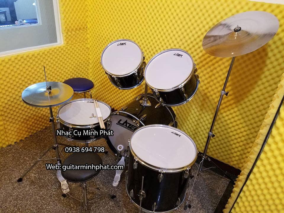 Mua dàn trống jazz giá rẻ cho người mới tập chơi trống