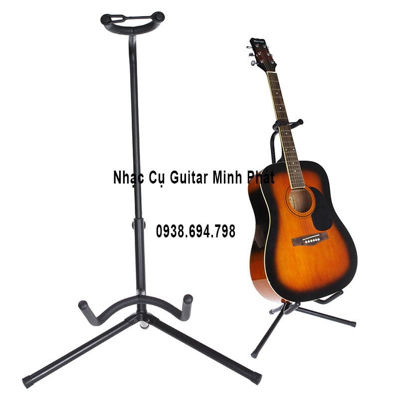 Chân để đàn guitar
