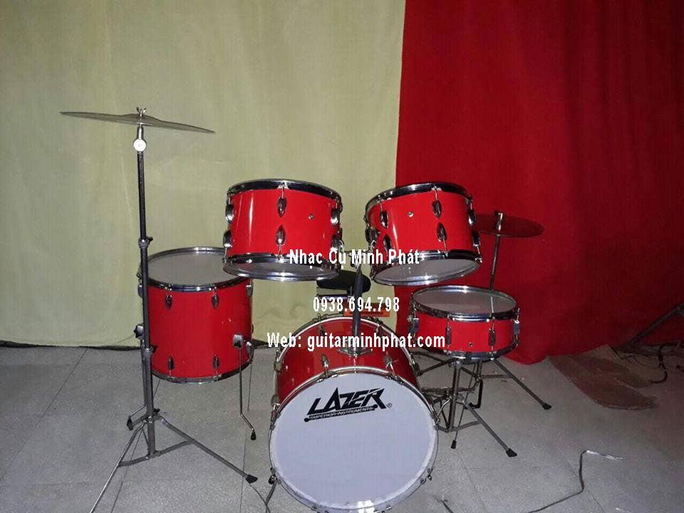 Bộ trống jazz drum giá rẻ được ráp tại quận 7