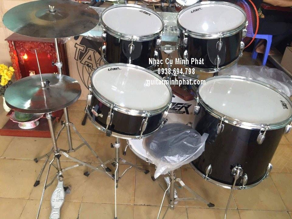 Bộ trống Jazz drum Lazer