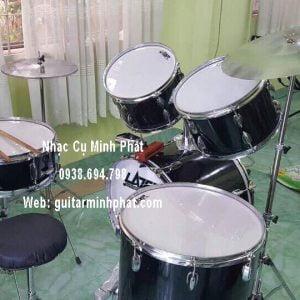 Bộ trống jazz drum giá rẻ được ráp tại hóc môn