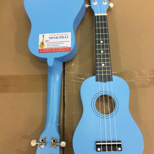 Bán đàn ukulele giá rẻ - đàn ukulele soprano tại nhạc cụ minh phát