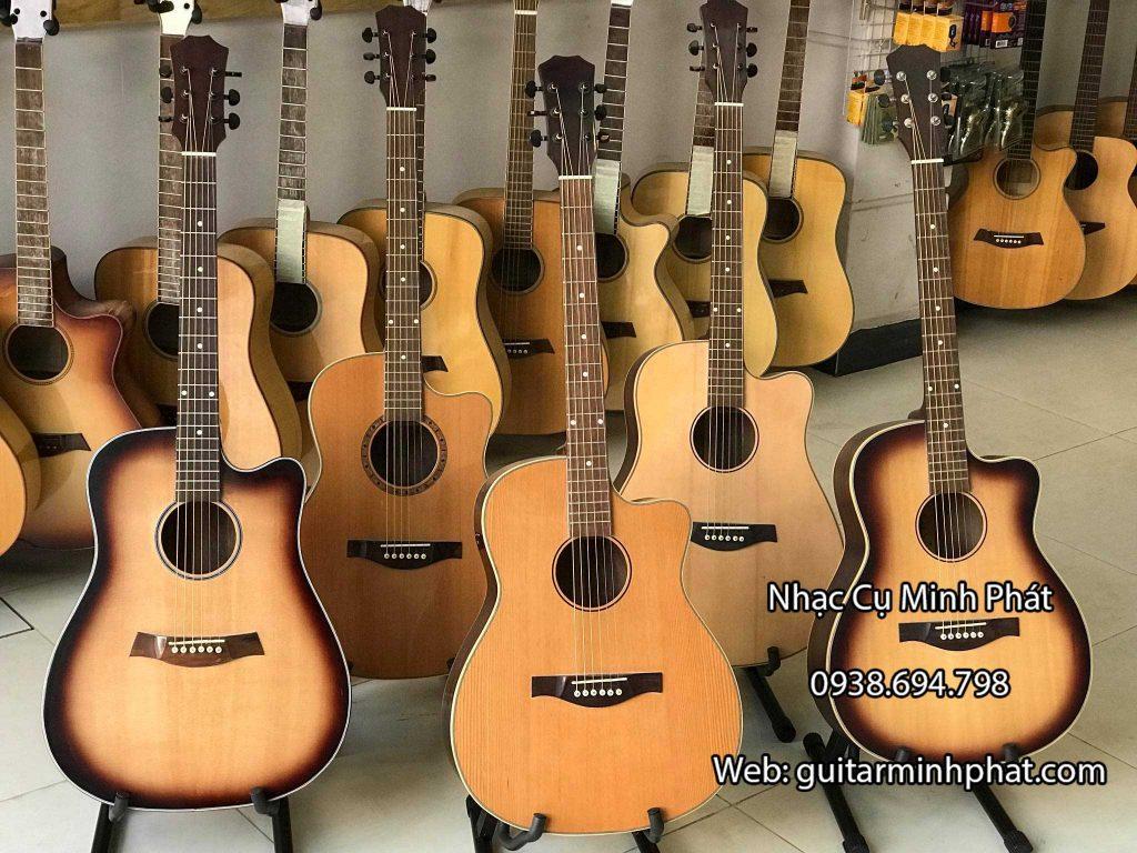 Cửa hàng bán đàn guitar ở quận 12 tphcm
