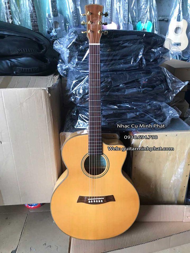 Đàn guitar gỗ Maple Kỹ Cao Cấp tại Cửa Hàng Nhạc Cụ Minh Phát