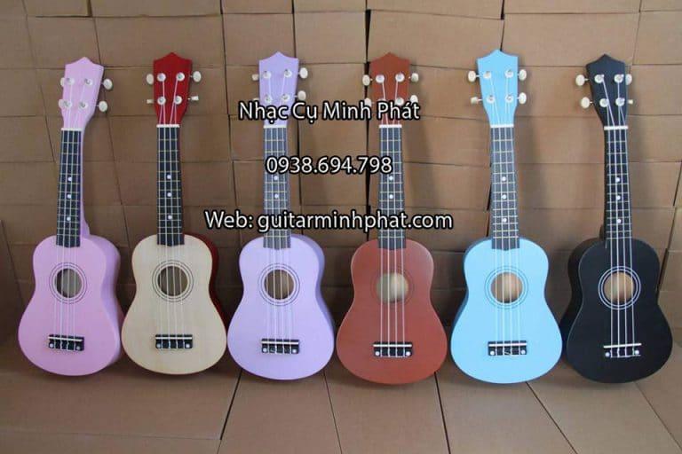 Đàn ukulele soprano - Nhạc Cụ Minh Phát
